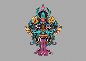 Klao Oriental t shirt vector art