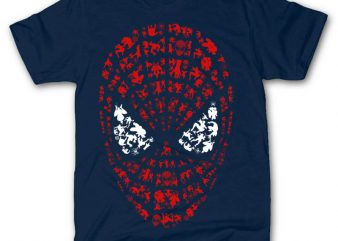 Spider Sense t shirt design for purchase