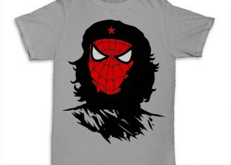 Spider Revolution t shirt design for purchase