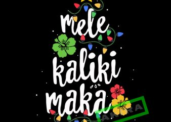 Mele Kalikimaka christmas tree svg,Mele Kalikimaka christmas tree t shirt designs for sale