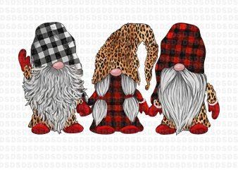 Three gnomies christmas png, three gnomies buffalow,Three Gnomes Shirt Hangin' With My Gnomies t shirt designs for sale