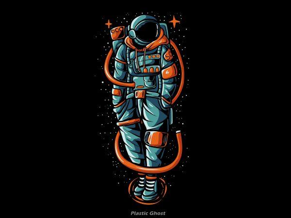 astronaut streetwear buy t shirt design