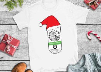 santa claws svg,santa claws design tshirt,t no laws when you drink with santa claus svg,santa no laws when you drink, Santa claws hard seltzer svg