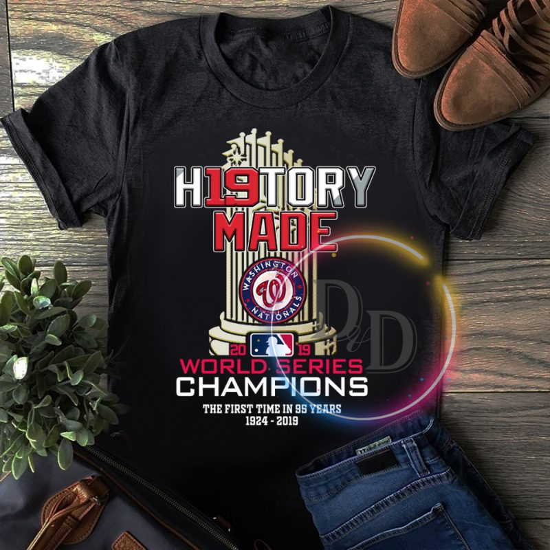 Worldseries Champions 2019 Washington Nationals T shirt tshirt designs for merch by amazon