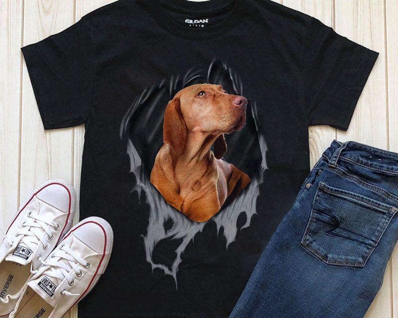 Dog in Tee – 20 versions buy t shirt design