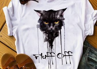 FLUFF OFF buy t shirt design