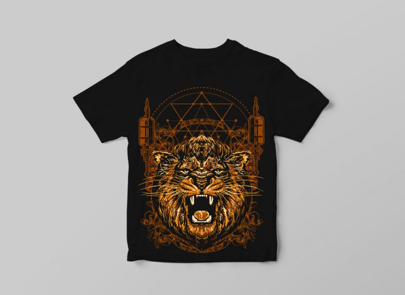 ROARR buy t shirt design
