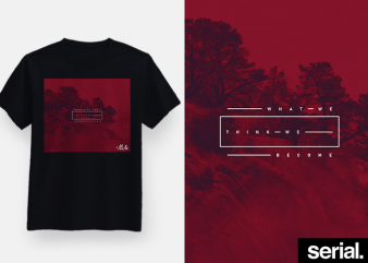 Becoming V2 T-Shirt Design