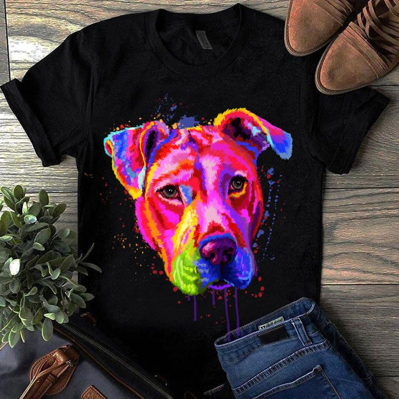 Super Cool Dog Cat Hand Drawn Bundle t shirt design for printify