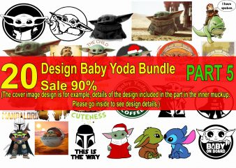 20 Design baby yoda bundle sale of 90% Part 5, Baby yoda