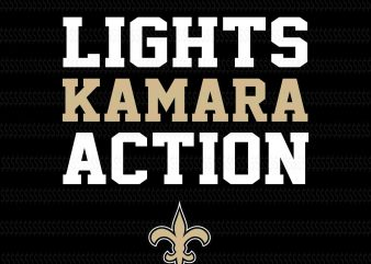 Lights kamara action new orleans saints svg,New Orleans Saints svg,New Orleans Saints,New Orleans Saints design