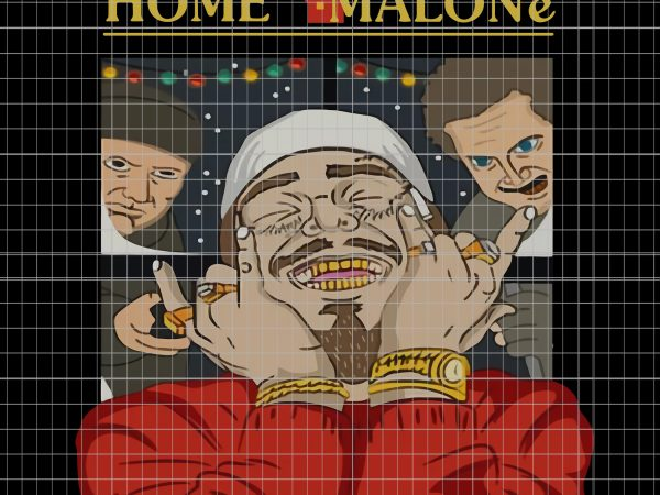 Home Malone graphic t shirt
