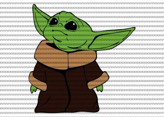 The Mandalorian The Child , Baby Yoda Png, star wars svg, png, The Child png t shirt designs for sale