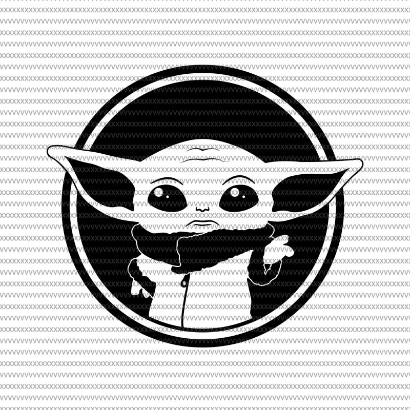Baby Yoda svg, The Mandalorian The Child , Baby Yoda Png, star wars svg, png, The Child png buy t shirt designs artwork