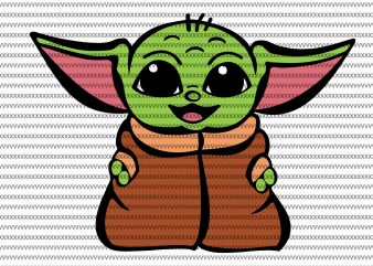 Baby Yoda svg, The Mandalorian The Child , Baby Yoda Png, star wars svg, png, The Child png t shirt template