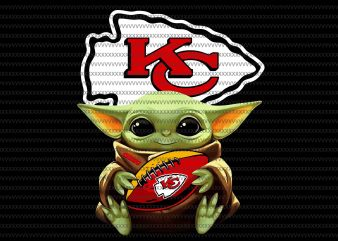 Baby yoda Kansas City Chiefs png, Kansas City Chiefs logo, Kansas City Chiefs vector, Baby Yoda, The Mandalorian The Child Christmas png , Baby Yoda Png, star wars png, The Child png