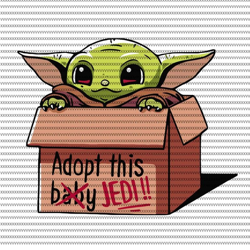 The Mandalorian Baby Jedi : adopt th baby jedi svg the mandalorian the child svg ~ Pogadajmy.info Styles, Décorations et Voitures