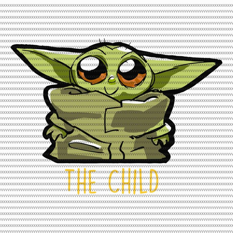 The Mandalorian The Child svg , Baby Yoda christmas svg, star wars svg, png, The Child png tshirt design for merch by amazon