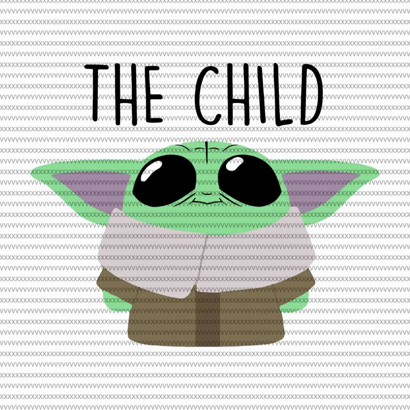 The Mandalorian The Child svg , Baby Yoda christmas svg, star wars svg, png, The Child png tshirt-factory.com