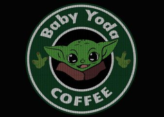 Baby yoda coffee png, Baby Yoda sweater png, Baby Yoda knitting patterns png, The Mandalorian The Child Christmas png , Baby Yoda Png, star wars png, The Child png t shirt template