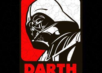 Darth Vader png, Darth Vader star war png,star war t shirt vector illustration