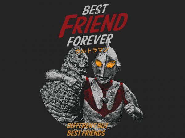Best Friend Forever buy t shirt design