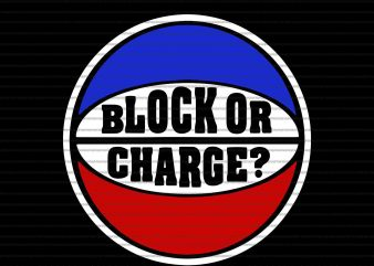 block or charge svg,block or charge design