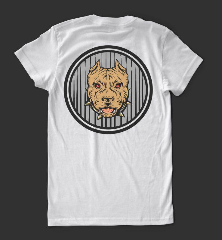 Dog t-shirt design t shirt design graphic
