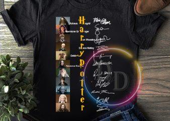 Harry Potters Aniversary T shirt
