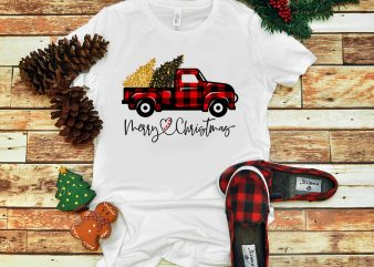 5 Bundle Truck For Christmas PNG, Christmas Buffalo Plaid PNG, Leopard Truck PNG