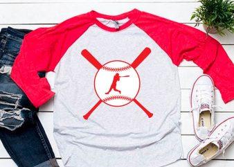 Baseball svg High Hit for baseball lover tshirt