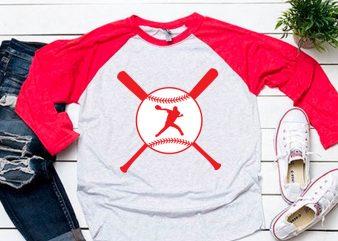 Baseball svg Left hand pitcher for baseball lover tshirt
