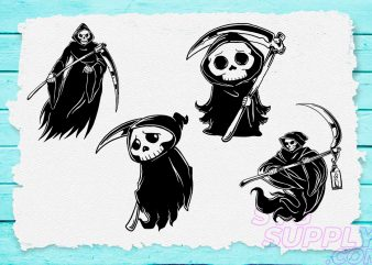 Grim Reaper Design Bundle