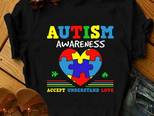 Custom order – Autism – 28 designs