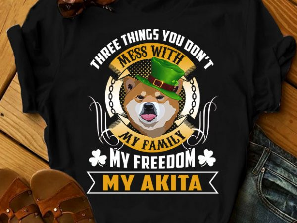 38 dog breeds – My family my freedom my dog t shirt design png