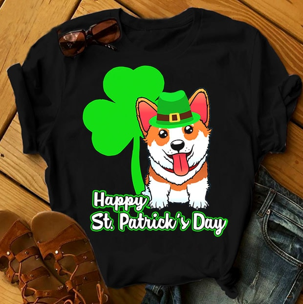 SPECIAL ST PATRICK's DAY PART 1- 101 EDITABLE DESIGNS – 90% OFF – PSD and PNG – LIMITED TIME ONLY! t-shirt designs for sale