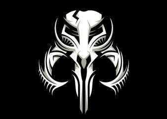 Mandalorian Crest I t shirt design png
