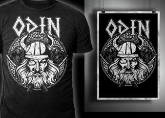 ODIN t shirt design online