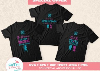 Frozen 2 Designs E File SVG DXF PDF Cut File for Cricut Explore Silhouette Cameo Studio 3