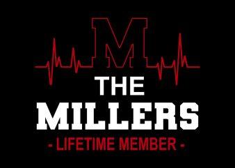 The Millers lifetime member svg,The Millers lifetime member,The Millers svg,The Millers png,The Millers design,team millers svg