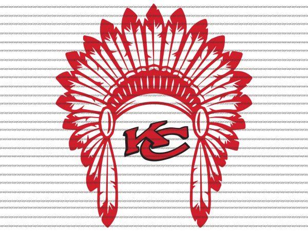 Kc Chiefs Headdress Svg Kansas City Svg Kc Chiefs Headdress Kc Chiefs Headdress Png Kansas City Chiefs Svg Kansas City Chiefs Kansas City Chiefs Design Buy T Shirt Designs