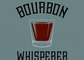 Bourbon Whispere S VG,Bourbon Whispere,Bourbon Whispere PNG,Bourbon Whisperer Funny Drinking Whiskey buy t shirt design artwork
