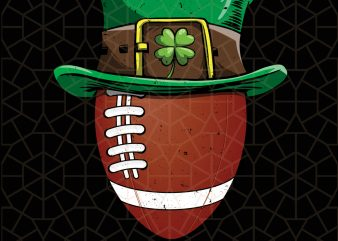 Football Ball Leprechaun St Patricks Day Sports Digital Download – St Patricks Day Digital – Funny Leprechaun Gifts t shirt graphic design
