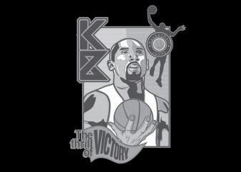 kobe bryant6 t-shirt design png
