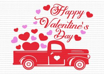 Happy valentine's day svg,Happy valentine's day png,Happy valentine's day truck svg,Happy valentine's day truck png,Truck heart svg,truck heart png,Truck heart,Happy valentine's svg,Happy valentine's t shirt design for purchase