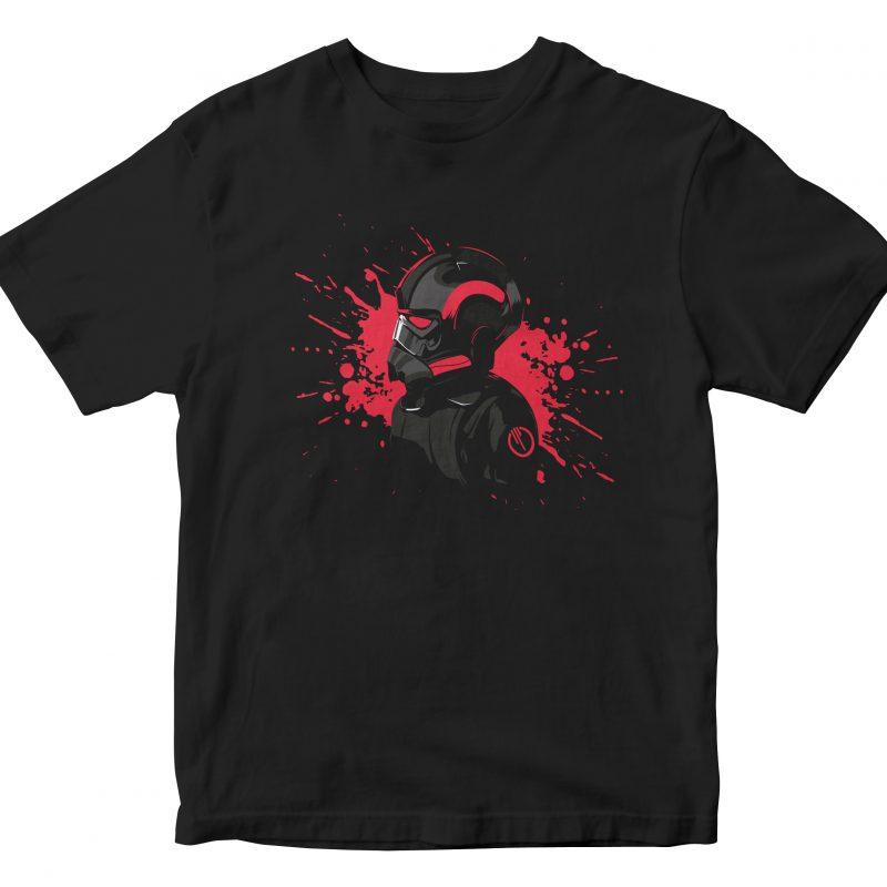 StarWars film the mandalorian t shirt design png