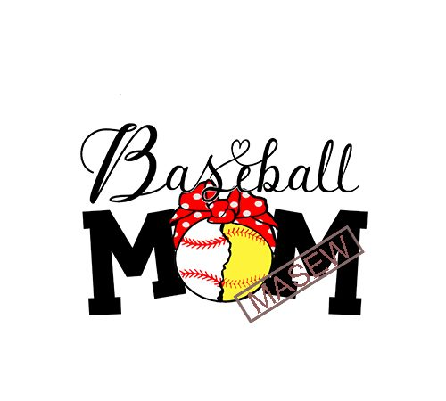 Baseball Mom Svg Baseball Svg Love Baseball Svg Baseball Mom Shirt Baseball Heart Cut File For Cricut And Silhouette Print Ready Shirt Design Buy T Shirt Designs