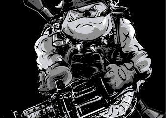 bulldog patriotic t shirt template