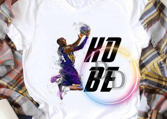 Kobe Bryant Legend Black Mamba 1978 – 2020 T shirt commercial use t-shirt design