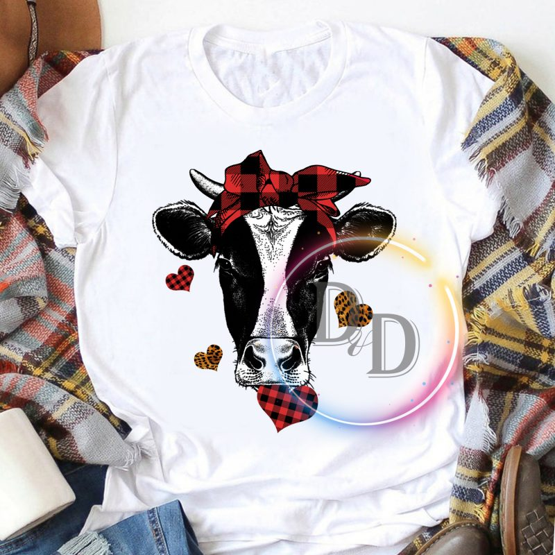 Cow Valentine Gifts cow lover T shirt commercial use t shirt designs